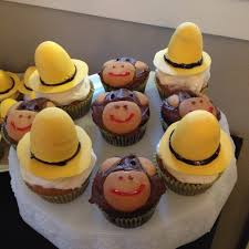 curious george cupcakes 29 best curious george birthday images on curious