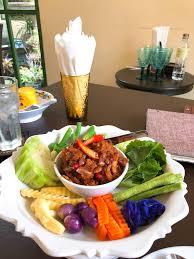 cuisine vegetalienne น ำพร กก งเส ยบ ร าน ปราย ระย า phuket cuisine wongnai