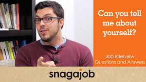 Job Resume Questions by Job Interview Questions And Answers Part 3 Tell Me About