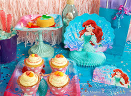 ideas for little mermaid birthday party u2014 criolla brithday