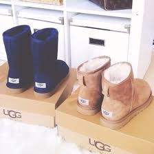 s ugg boots shoes ugg boots boots ugg boots navy brown girly warm