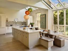 kitchen island seating ideas awesome kitchen island with bench seating ideas qcfindahome
