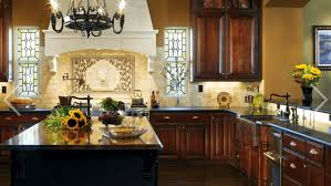 what paint color goes best with cherry wood cabinets 8 gorgeous must see kitchen palettes