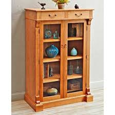 Free Woodworking Plans For Display Cabinets by Bookcase Shelving U0026 Wall Unit Plans