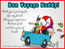 Bon Voyage Messages And Greetings 365greetings Com