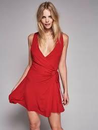 marloes horst fp kris mini dress red fp lookbook ii
