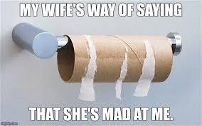 Toilet Paper Roll Meme - empty toilet paper roll memes imgflip