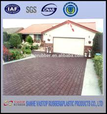 Recycled Rubber Patio Pavers Driveway Recycled Rubber Pavers Driveway Recycled Rubber Pavers