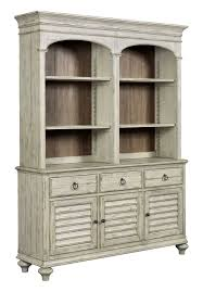 Kincaid Bedroom Furniture Kincaid Weatherford Hastings Open Hutch And Buffet In Cornsilk