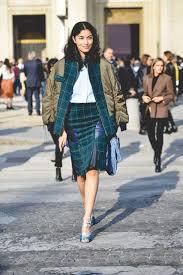 plaid skirt the plaid skirt and its many faces the fashion tag