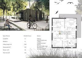 scandinavian home plans mobile building