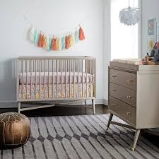 Modern Convertible Cribs by Mid Century Modern Crib Ideas All Modern Home Designs