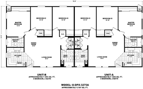 multifamily house plans multi family floor plans magnificent 30 plan w66174we multi family