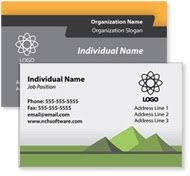 Business Card Template Software New Business Card Templates For Cardworks Do More With Software