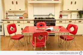 15 kitschy retro dining room designs home design lover