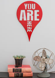 Home Decor Wall Signs by Here And Now Wall Decor Need A Playful Reminder To Stay Present