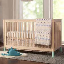 Convertible Crib Bed Babyletto Gelato 4 In 1 Convertible Crib With Toddler Rail