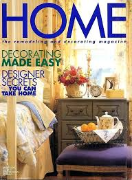 best home decorating magazines home decor magazine home interior magazines the modest free home