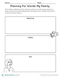 kindergarten reading and writing worksheets pdf sat cat mat fat