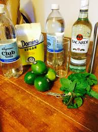 bacardi mojito recipe homemade mojitos pints of life