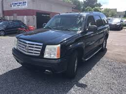 used cadillac suv for sale used cadillac escalade 5 000 in pennsylvania for sale