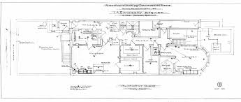 blueprint floor plan architectural plans 347 commonwealth remodeling 1912 back