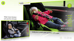 siege auto categorie siège auto groupe 0 evo lunafix de kiddy