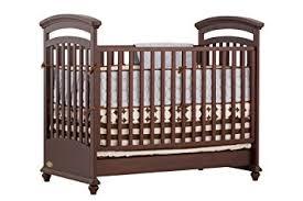 Ragazzi Convertible Crib Ragazzi Classico Fixed Side Convertible Crib Cherry