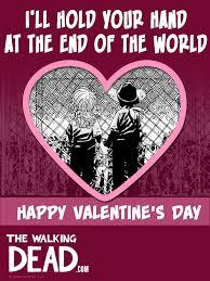Walking Dead Valentines Day Meme - walking dead valentines follow the walking dead official site