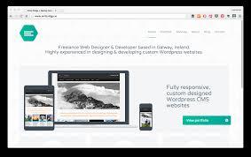 Powerpoint Portfolio Examples 15 Web Developer Portfolios To Inspire You U2013 Freecodecamp