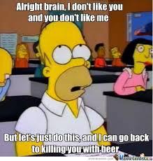 Homer Meme - wise homer by risefire meme center