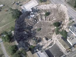 Sinkhole Florida Map by The Abnormally Normal Science Of Sinkholes Rhode Island Public Radio
