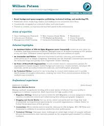 Good Resume Examples For College Students by Excellent Resume Editor 5 Managing Editor Resume Example