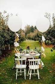 large white balloons duo large white balloons wedding party venue birthday