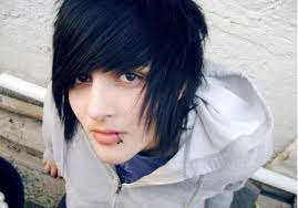 stud hairstyles ideas of funky emo boy s hairstyles for christmas hairzstyle com