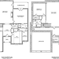 single level house plans awesome one level house plans with basement new home design small