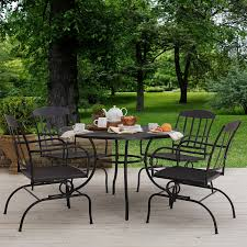 Cast Aluminum Patio Table And Chairs by Furniture Attractive Cast Aluminum Patio Furniture For Modern