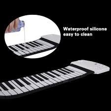 61 by Amazon Com S61 High Quality Portable 61 Keys Flexible Piano Usb
