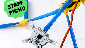 quirkbot make your own robots with drinking straws by kids hack