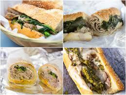 philadelphia cuisine the best roast pork sandwiches in philadelphia serious eats