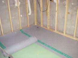 crafty ideas basement floor moisture barrier installing vapor in a