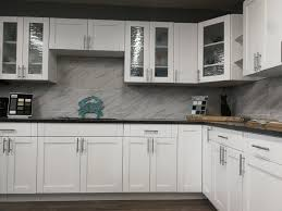 pictures of white shaker style kitchen cabinets kitchens with white shaker style cabinets page 1 line