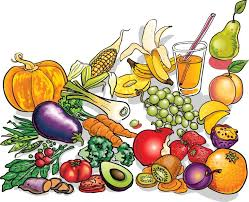 eating healthy food coloring for kids food coloring pages