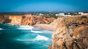 sagres beautiful coastal town on the westernmost side of the