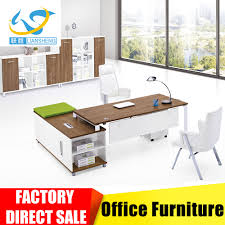 Wooden Office Table Design Office Table Laminate Melamine Office Furniture Office Table
