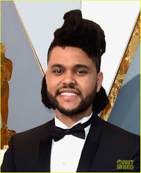 the weeknd has best reaction to stacey dash at oscars 2016 photo