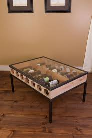 Wine Coffee Table Wine Whiskey Barrel Coffee Tables With Storage