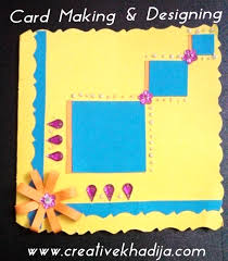 Ideas For Decorating Cards Card Making Ideas For Eid Greetings Creativecollections