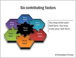 creative uses of hexagon in powerpoint
