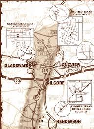 kilgore map fort tours east field